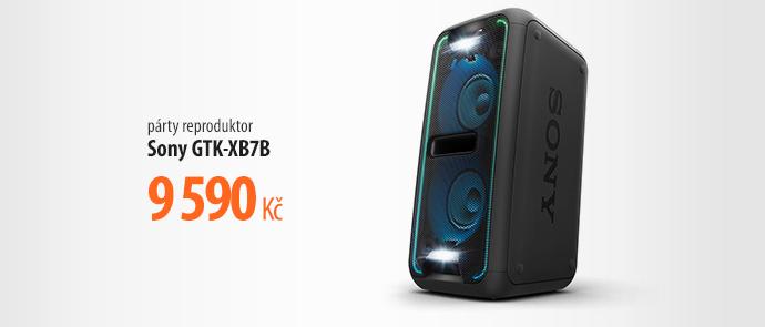 Sony GTK-XB7B