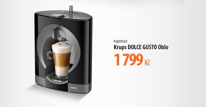 Espresso Krups NESCAFÉ® Dolce Gusto™ Oblo