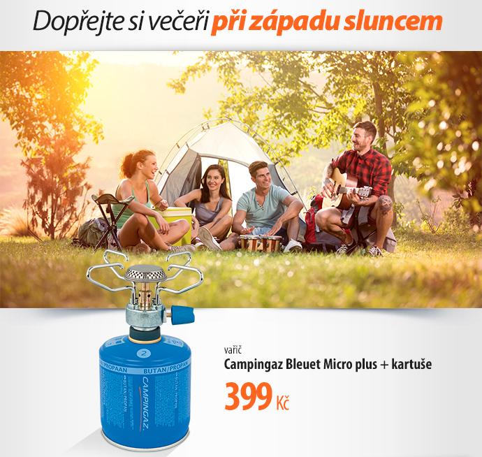 Vařič Campingaz Bleuet Micro plus