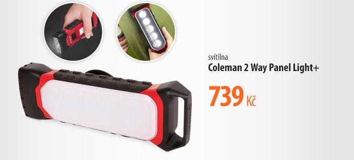 Svítilna Coleman 2 Way Panel Light+