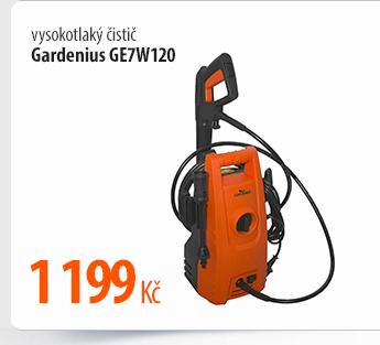 Vysokotlaký čistič Gardenius GEW120