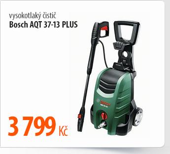 Vysokotlaký čistič Bosch AQT 37-13 PLUS