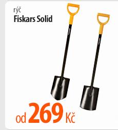 Rýč Fiskars Solid