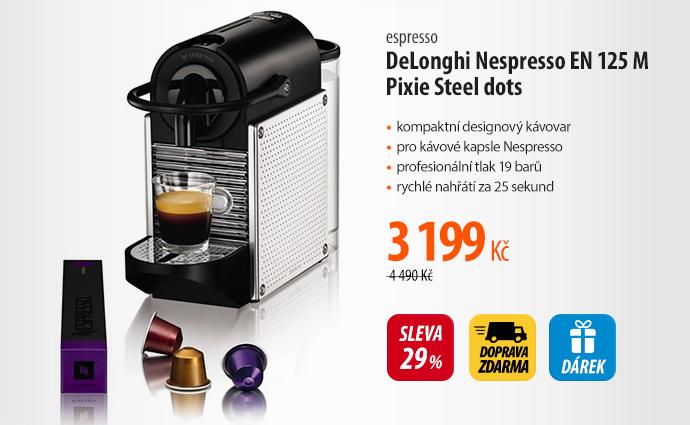Espresso DeLonghi Nespresso EN 125 M