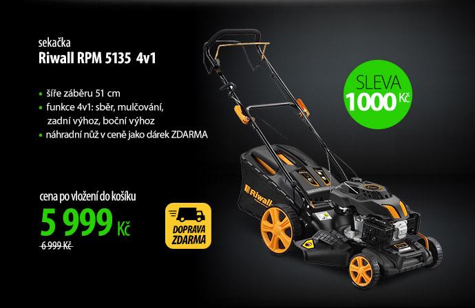 Sekačka Riwall RPM 5135