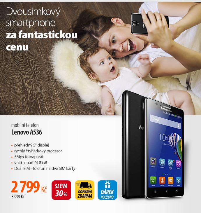 Telefon Lenovo A536