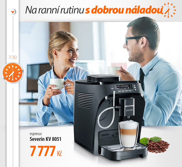 Espresso Severin KV 8051