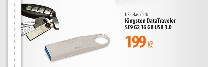 USB Flash disk Kingston DataTraveler 16 GB