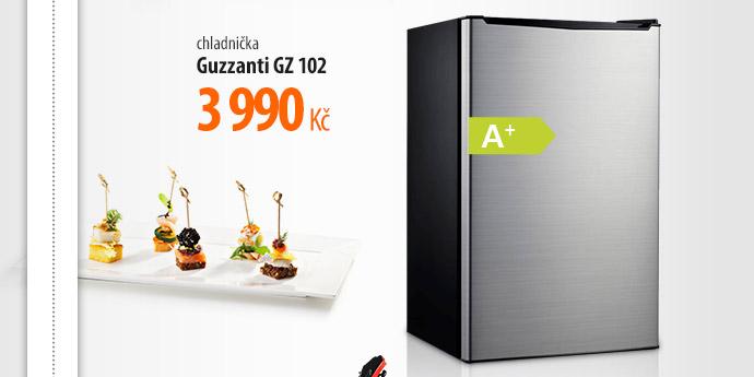 Lednička Guzzanti GZ 102