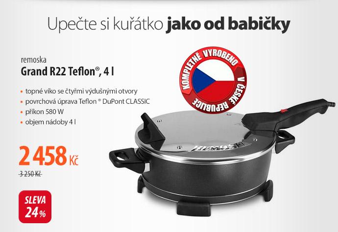 Remoska Grand R22 Teflon
