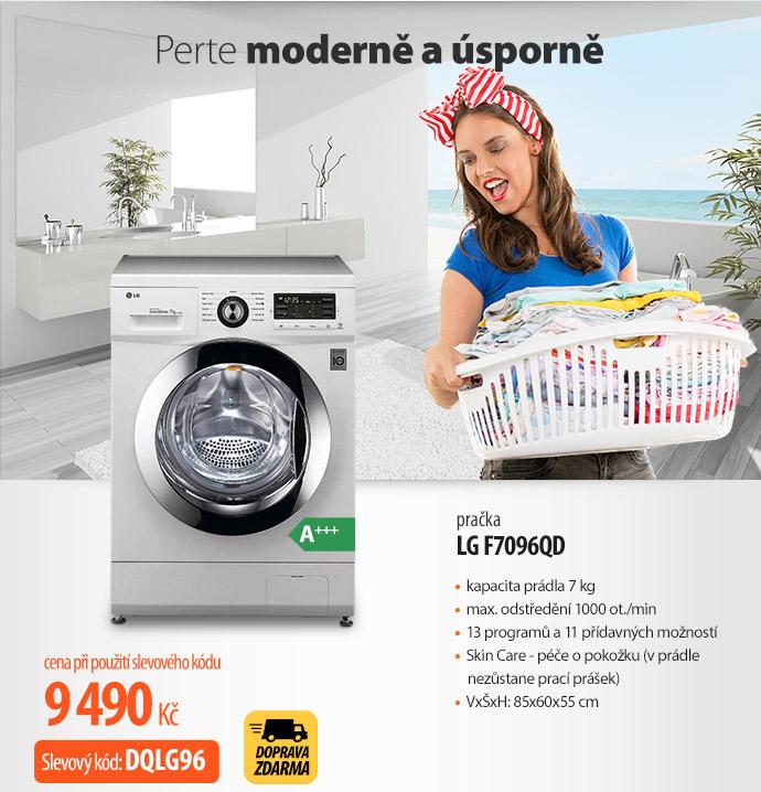 Pračka LG F7096QD