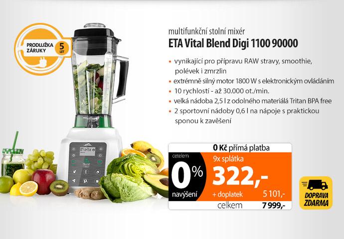 Stolní mixér ETA Vital Blend Digi 1100 90000