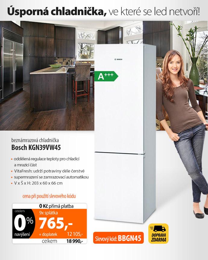Lednice Bosch KGN39VW45