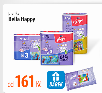 Plenky Bella Happy