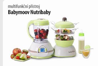 Multifunkční přístroj Babymoov Nutribaby