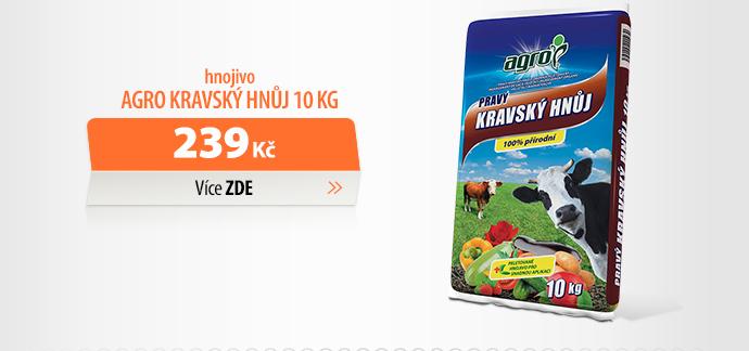 Hnojivo AGRO kravský hnůj