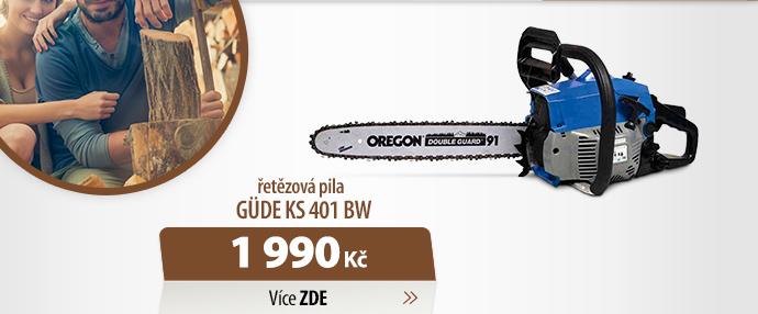 Řetězová pila GÜDE KS 401 BW