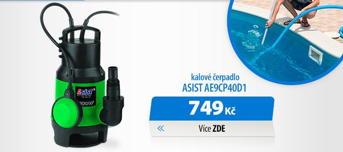 Kalové čerpadlo ASIST AE9CP40D1