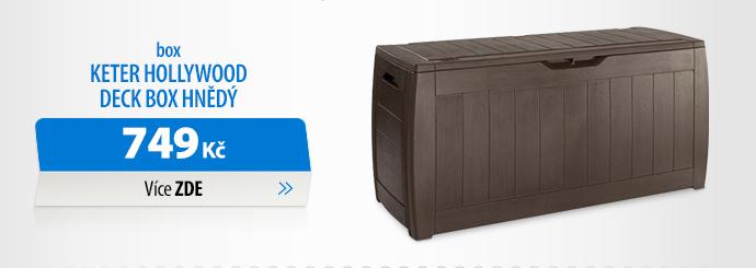 Box KETER HOLLYWOOD DECK BOX