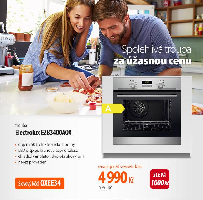 Trouba Electrolux EZB3400AOX