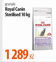 Granule Royal Canin Sterilised