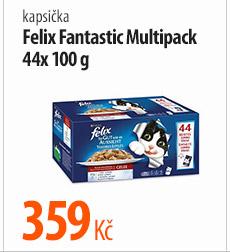 Kapsička Felix Fantastic Multipack