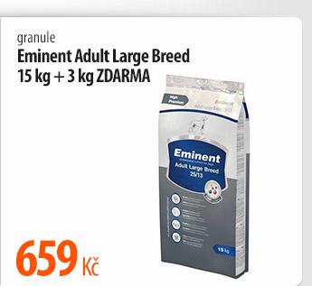 Granule Eminent Adult Large Breed