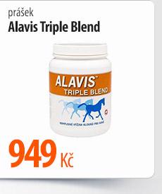 Prášek Alavis Triple Blend
