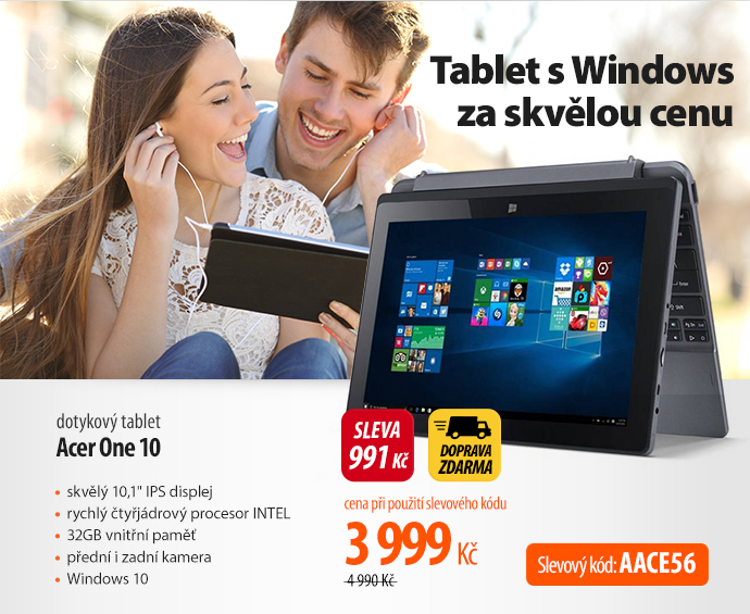 Tablet Acer One 10