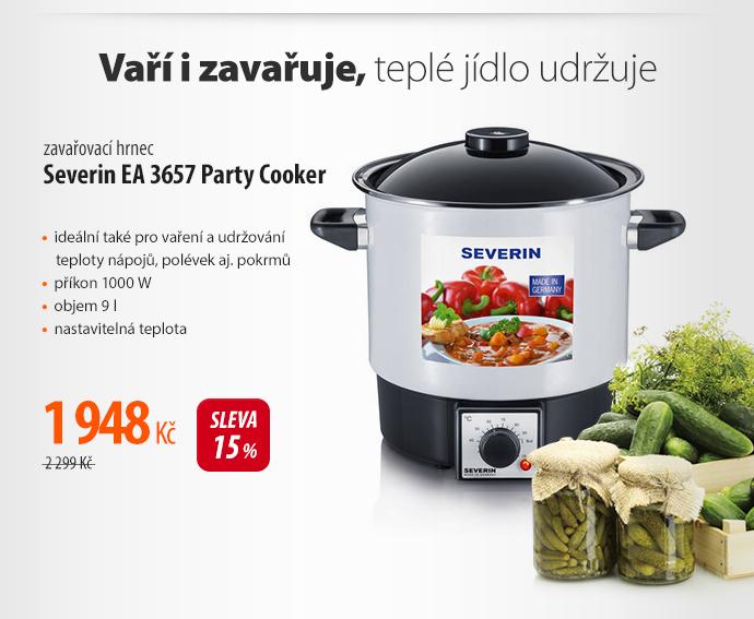 Zavařovací hrnec Severin EA 3657 Party Cooker