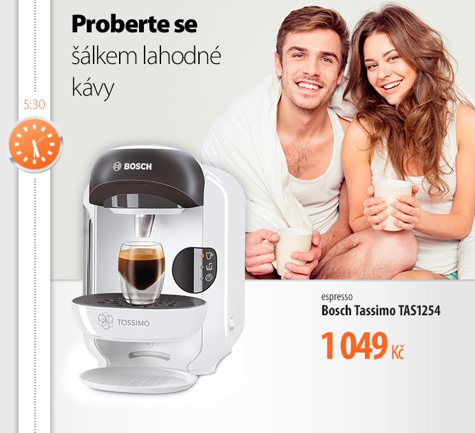 Espresso Bosch Tassimo TAS1254
