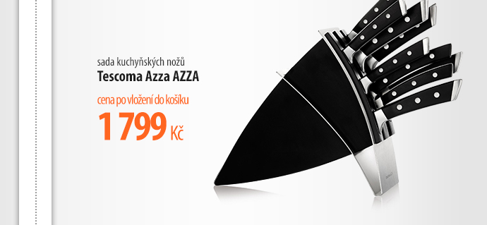 Kuchyňské nože Tescoma Azza AZZA