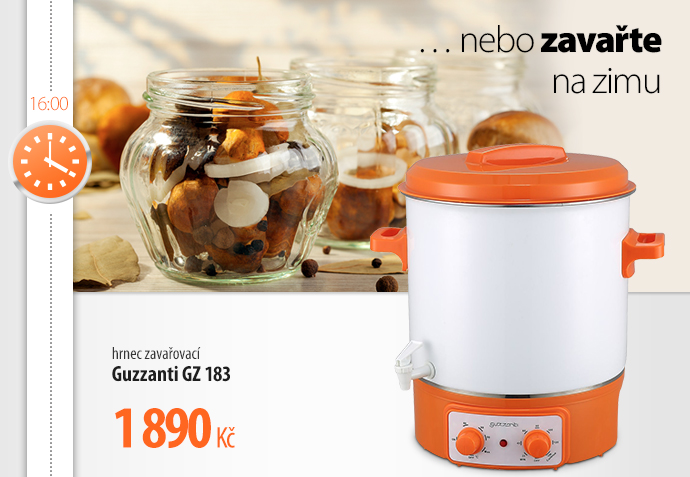 Zavařovací hrnec Guzzanti GZ 183