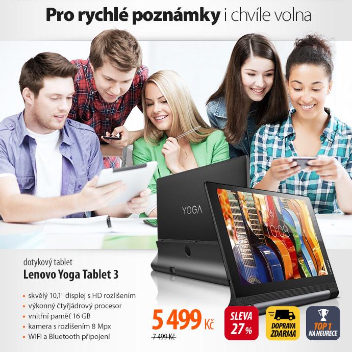 Tablet Lenovo Yoga Tablet 3