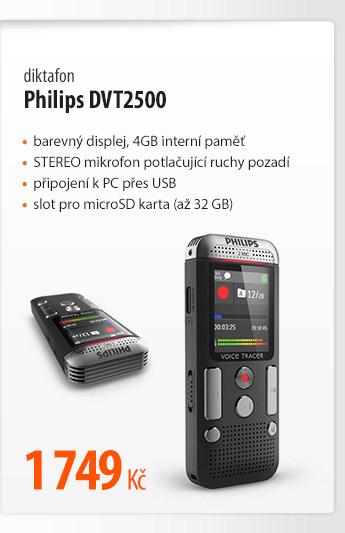 Diktafon Philips DVT2500
