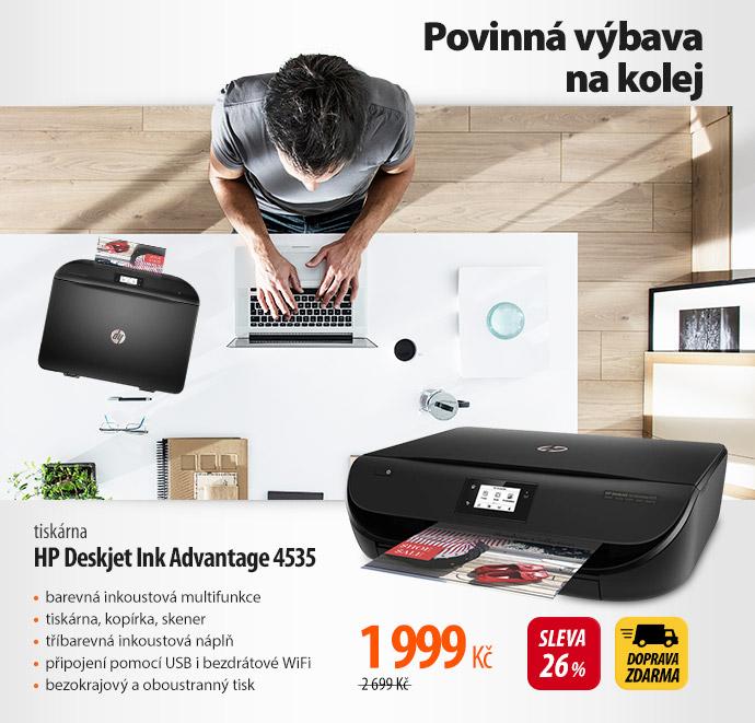 Tiskárna HP Deskjet Ink Advantage 4535