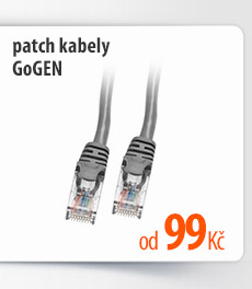 Patch kabely GoGen