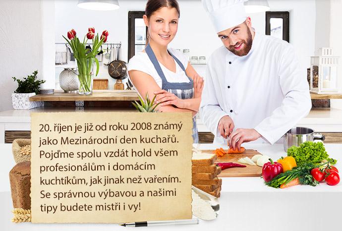 Mezinárodní den kuchařů
