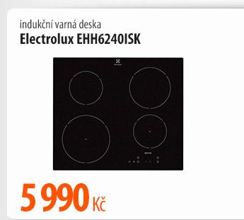 Indukční varná deska Electrolux EHH6240ISK