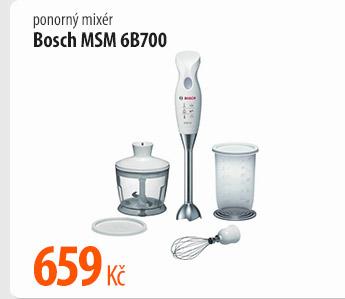 Ponorný mixér Bosch MSM 6B700