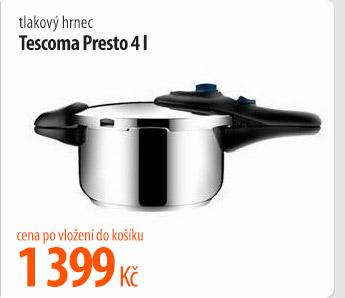 Tlakový hrnec Tescoma Presto