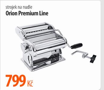 Strojek na nudle Orion Premium Line