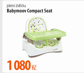 Jídelní židlička Babymoov Compact Seat