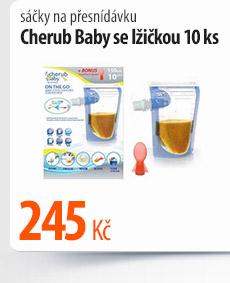 Sáčky na přesnídávku Cherub Baby