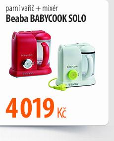 Parní vařič a mixér Beaba Babycook Solo