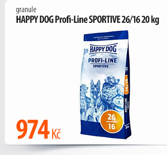 Granule Happy Dog Profi-Line Sportive