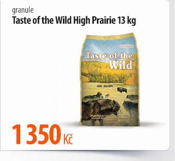 Granule Taste of the Wild High Prairie