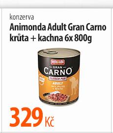 Konzerva Animonda Adult Gran Carno