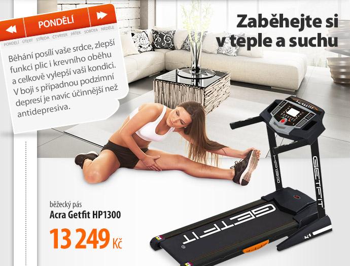 Běžecký pás Acra Getfit HP1300