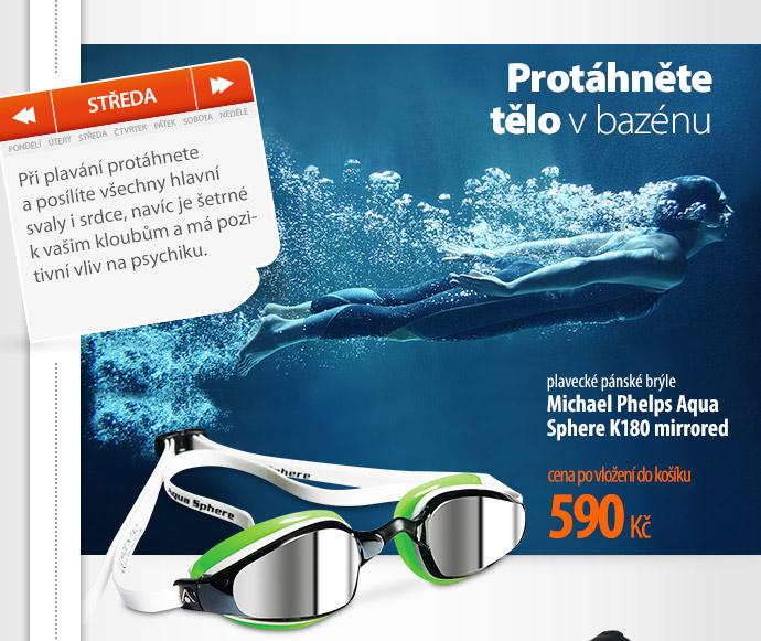 Plavecké brýle Michael Phelps Aqua Sphere